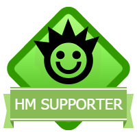 Supporter Badge